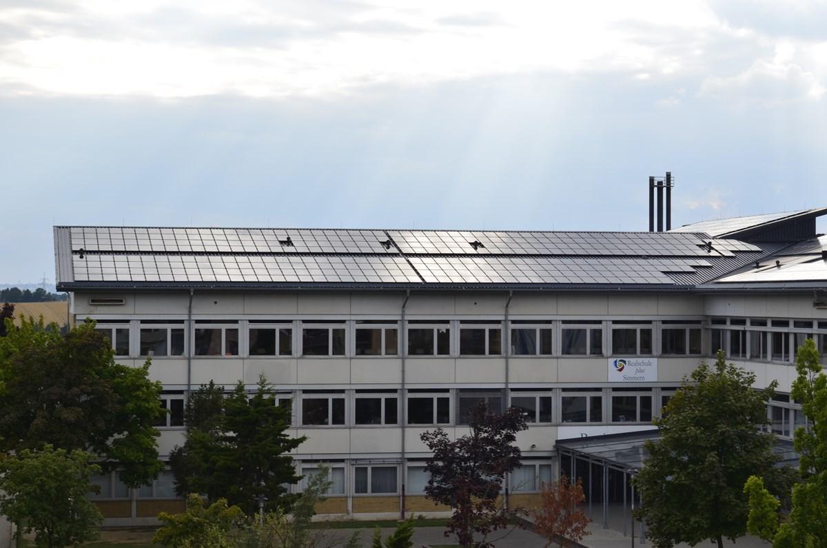 Realschule Plus Simmern — ERN Elektrosysteme Rhein-Nahe